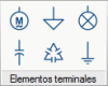 CYPELEC Networks. Terminal elements